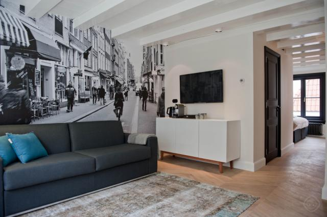 Berenstraat Suite Apartment Amsterdam